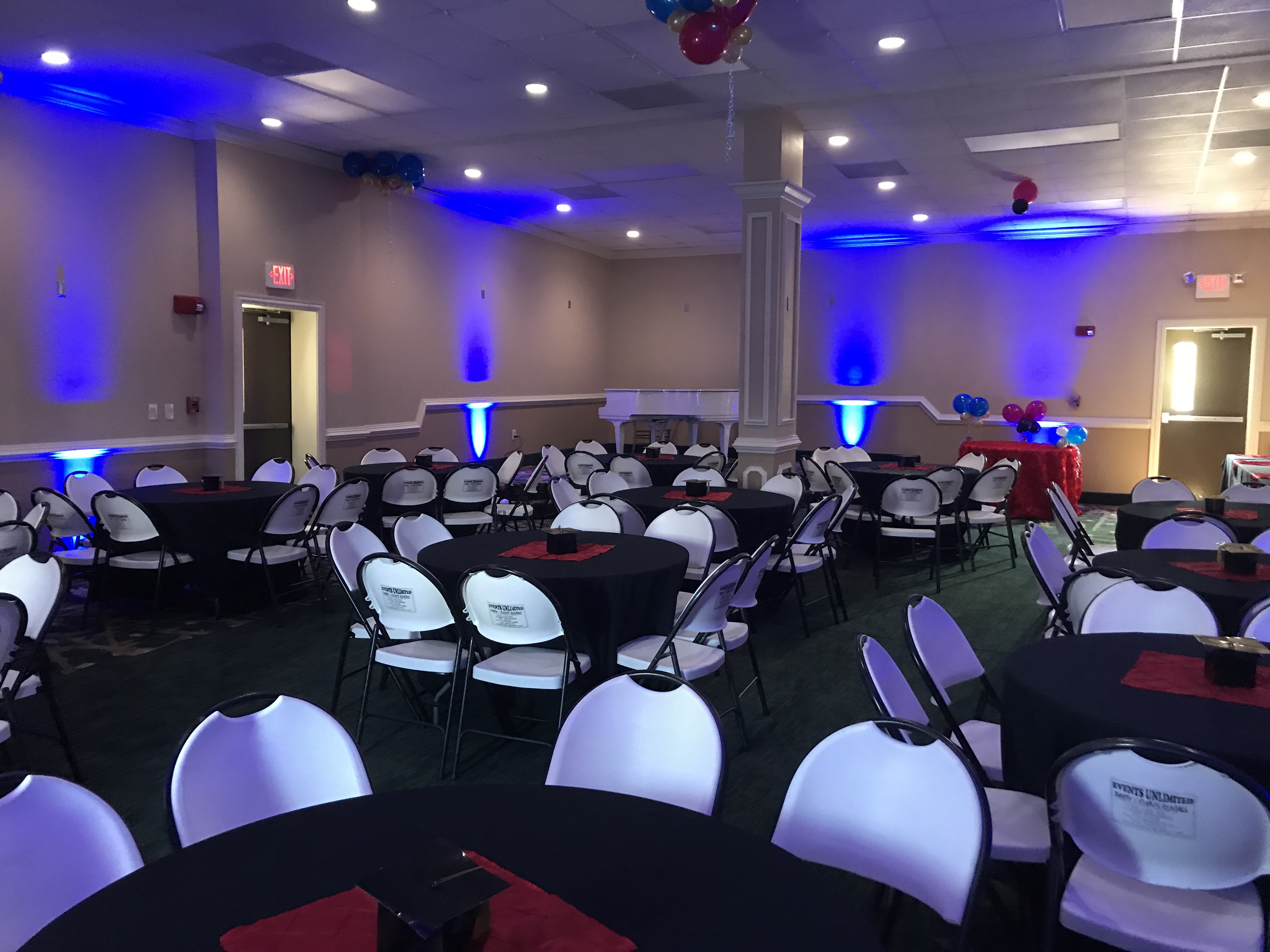 Events Unlimited Debanquet Home Page Small Event Venues Near Me